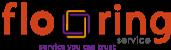 Flooring Service Company Logo